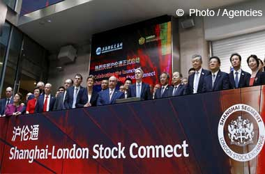 Shanghai-London Stock Connect Launch